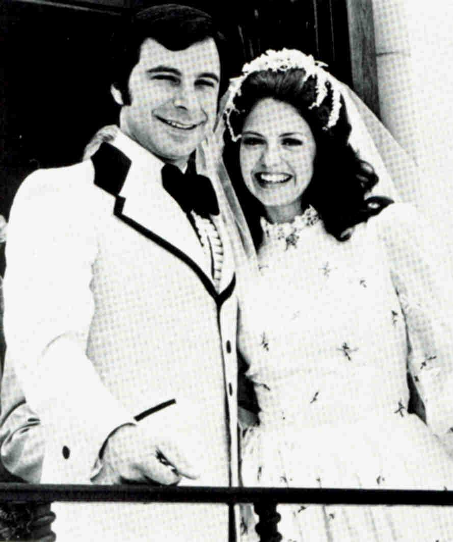 John metzger wedding